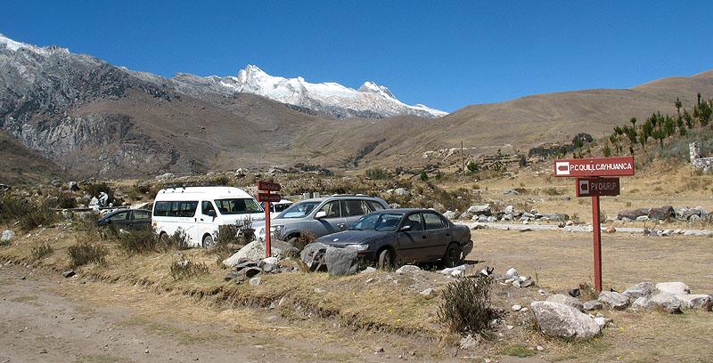 Перу, Cordillera Blanca
