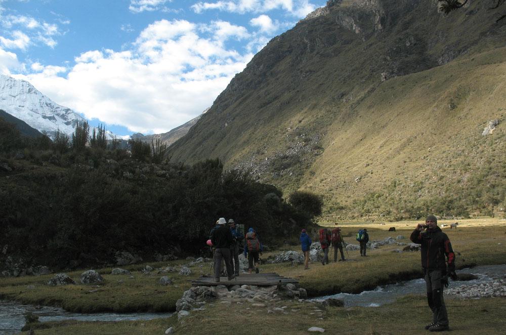 Перу, Cordillera Blanca, восхождение на Pisco