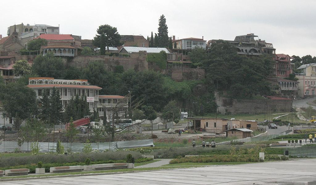 Тбилиси. Кусочек старого города.