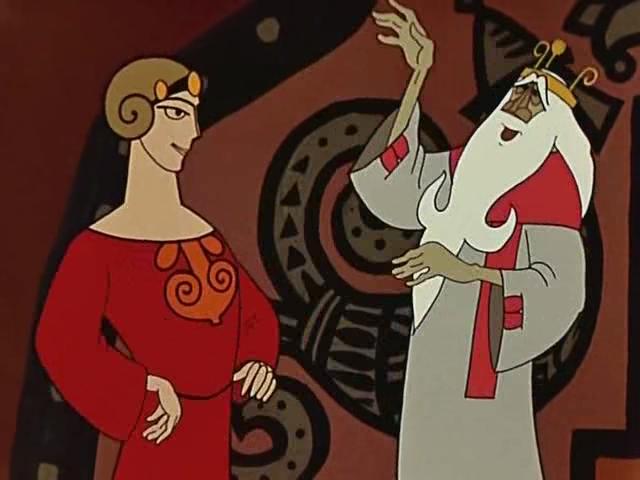 Царб Додон и младший сын