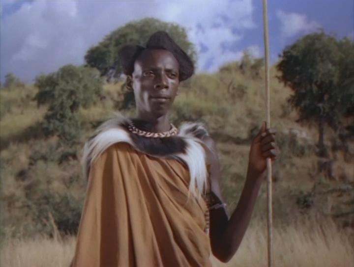 Абориген, будущий царь