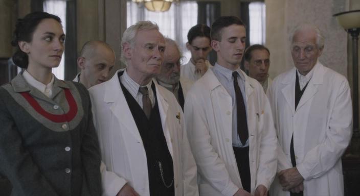 Отловленные врачи.