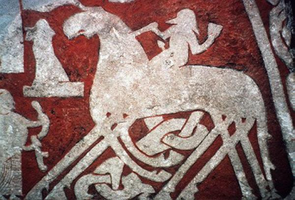 шаманский конь