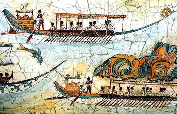 корабли-minoan-ships-in-thera2