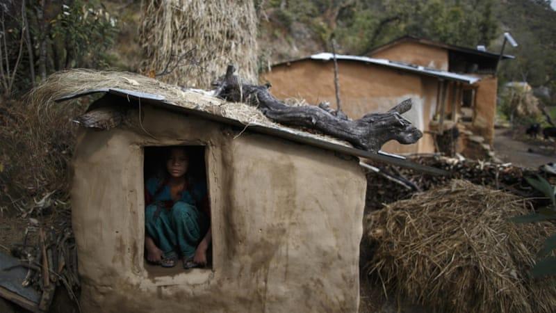 menstruation hut 2