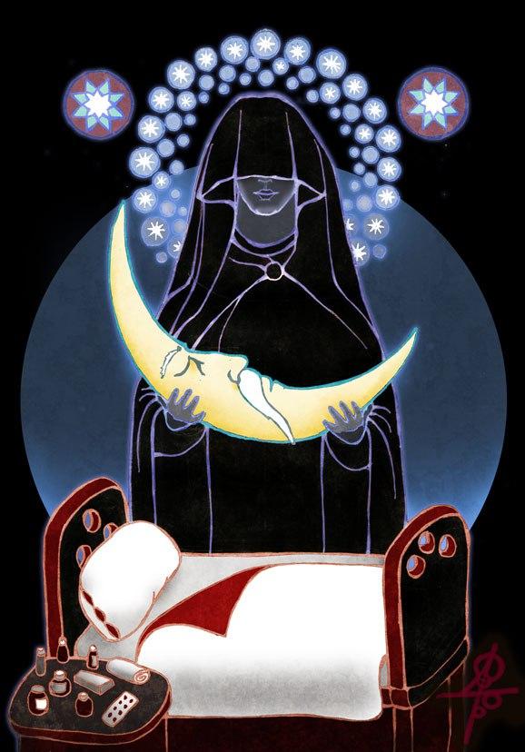 Месяцева Мать