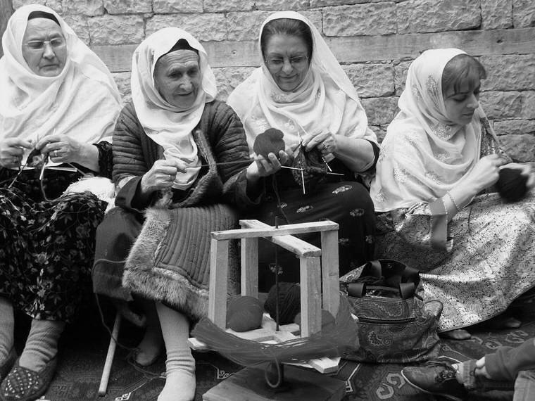 женщины Кавказа
