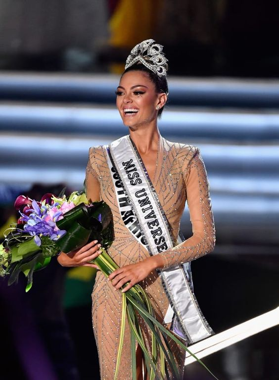 Мисс Вселенная 2018