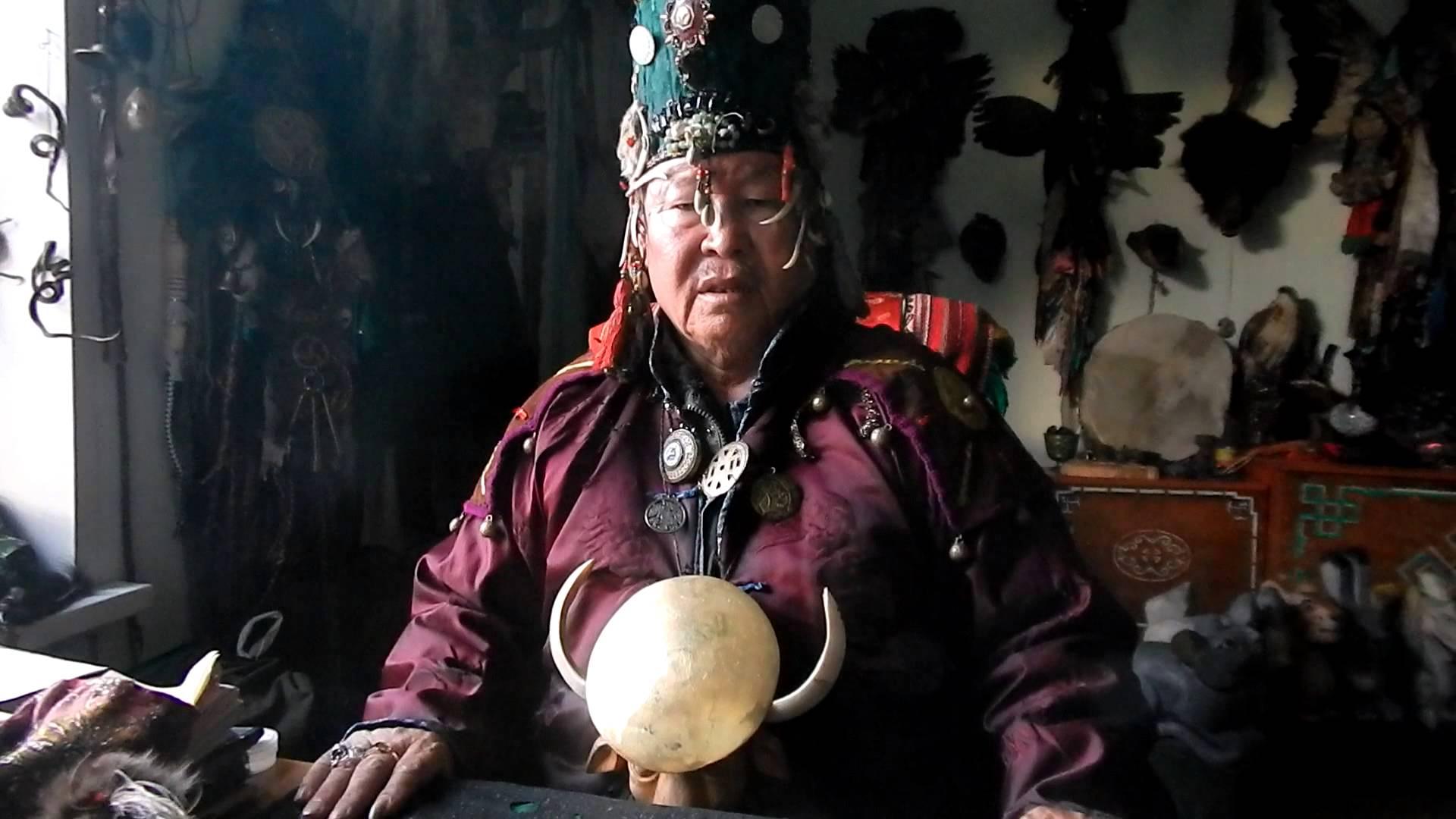 Верховный шаман России Кара-оол Допчун-оол (Тува)
