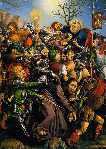 Немецкий мастер. 15 век