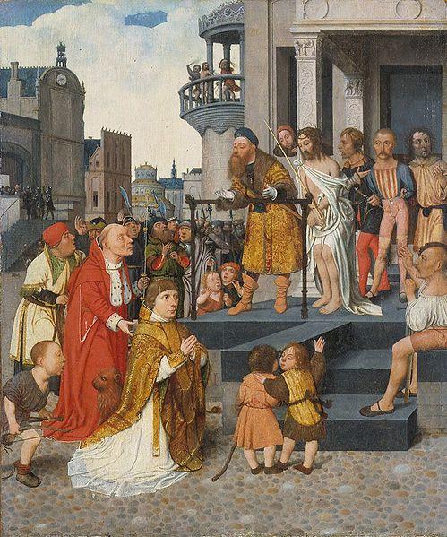Я. Мостарт. 16 век