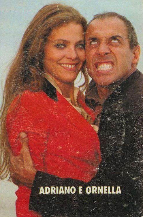 Адриано и Орнелла