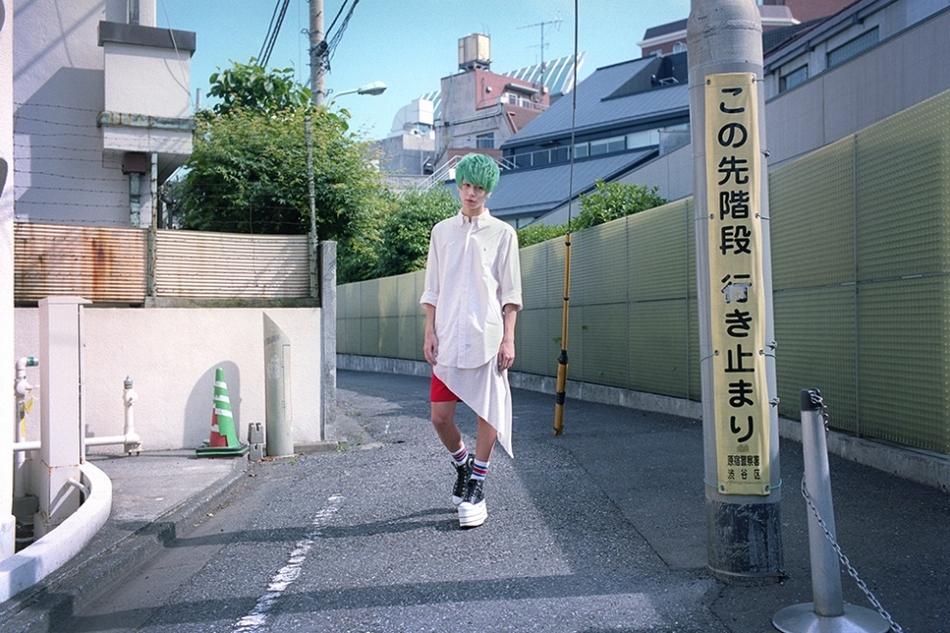 феминизация мужчин в Японии 2