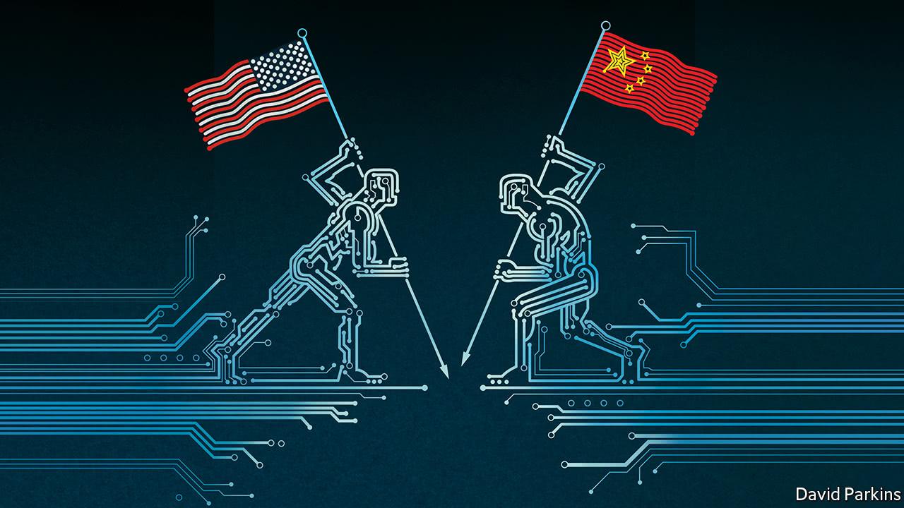 США - Китай