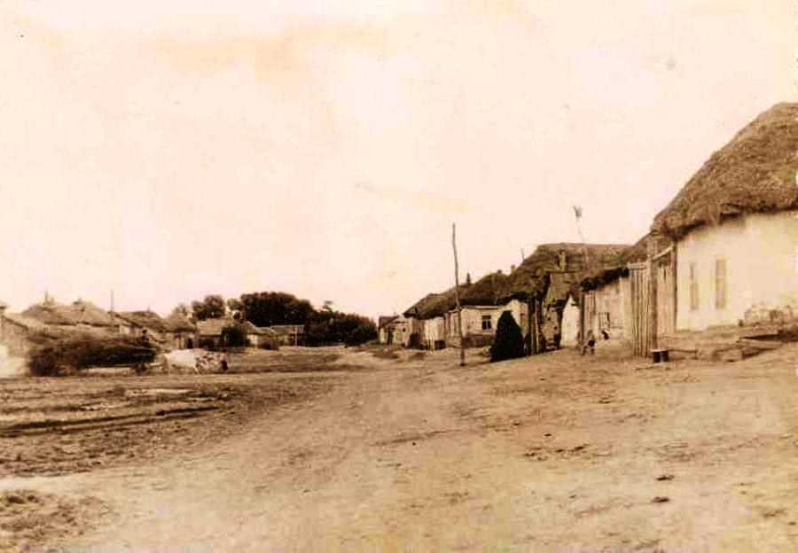 Логачевка 1961 год