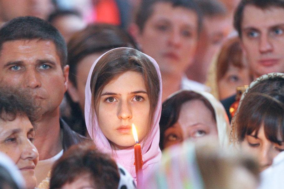 православная христианка