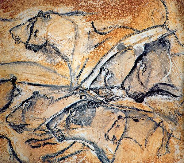 пещерные львы