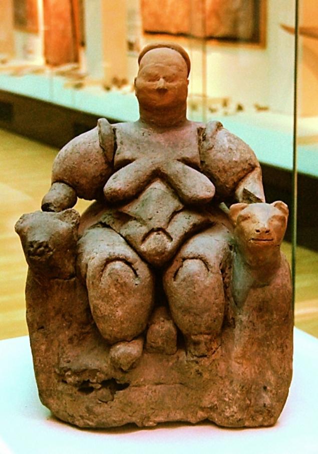 Богиня Мать Чатал-Хююка