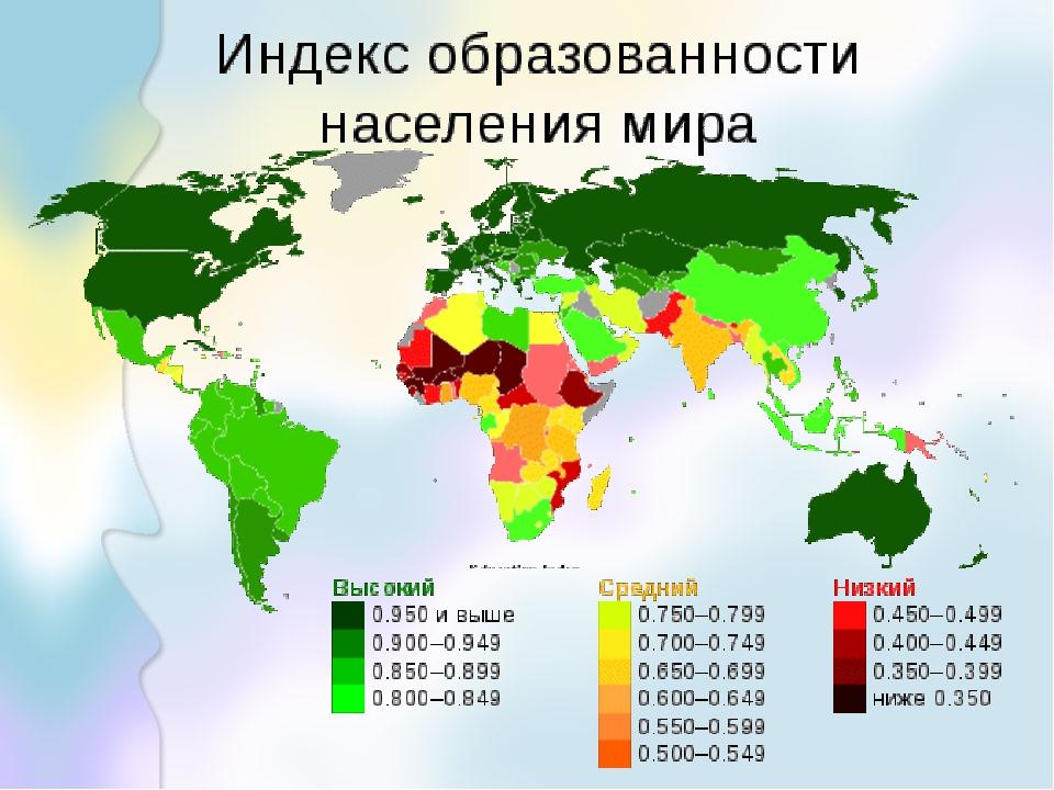 индекс образованности