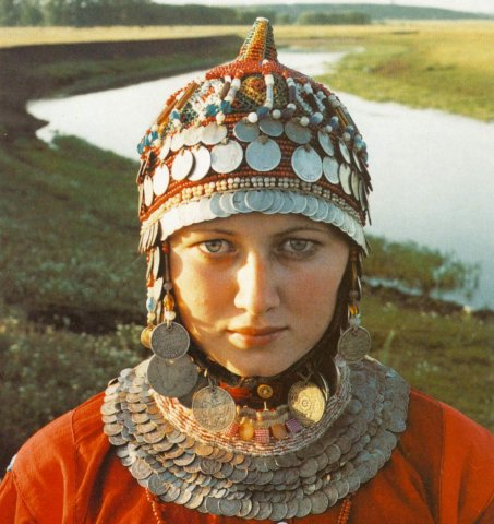 чувашские костюмы 2