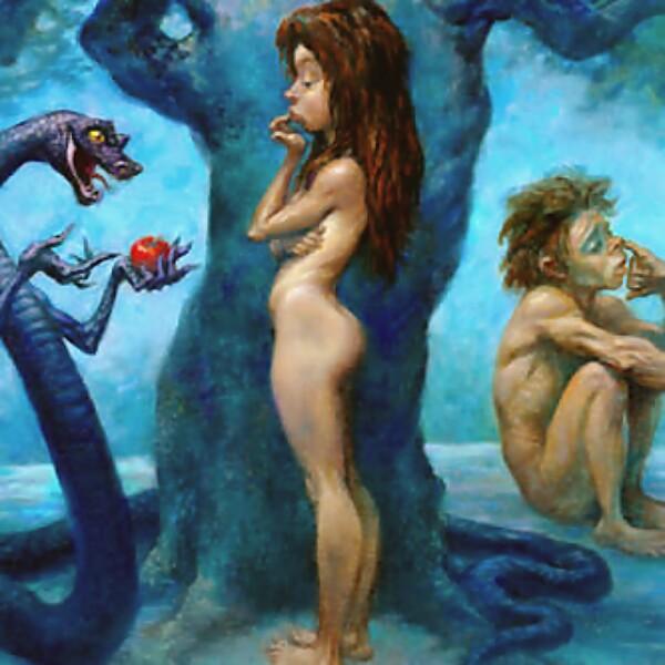 Ева и Змей
