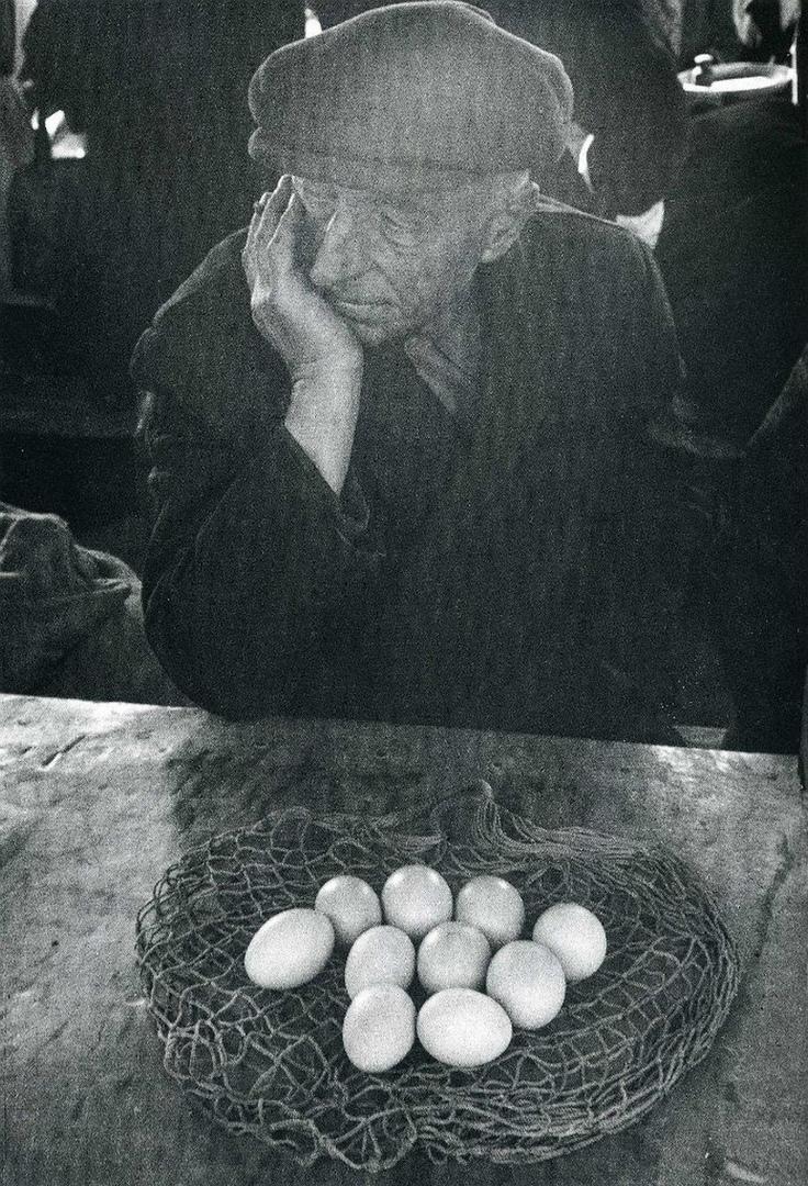 продавец яиц