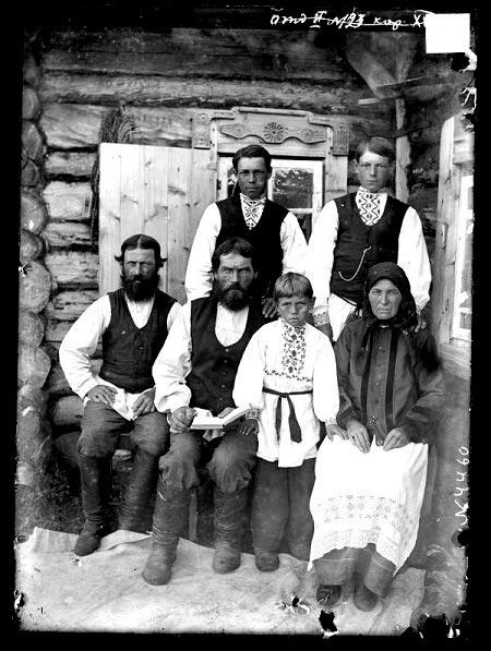 Семья христоверов