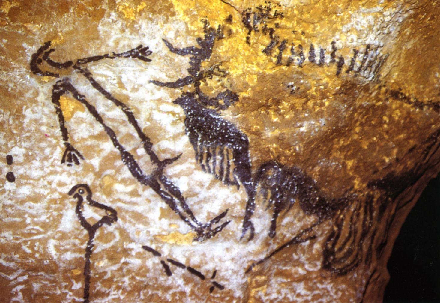 пещерная живопись
