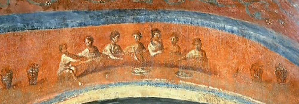 Priscilla Catacomb 3