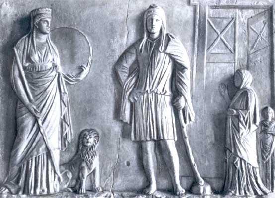 Киьела и Аттис