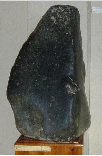 Камень их Храма Афродиты (Пафос, Кипр)