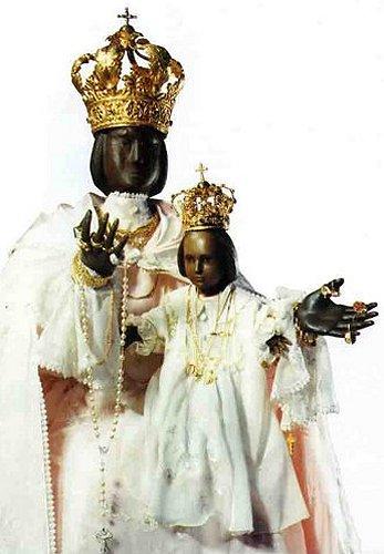 Дева Мария, Царица Небесная