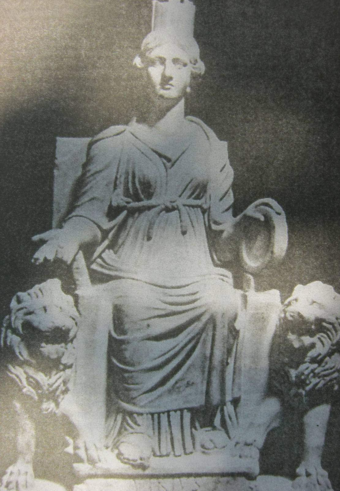эллинистическая Magna Mater
