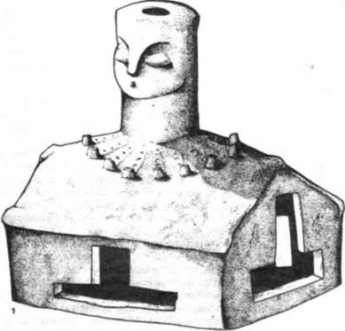 модель святилища