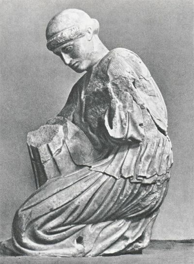 Фенарета, мать философа Сократа