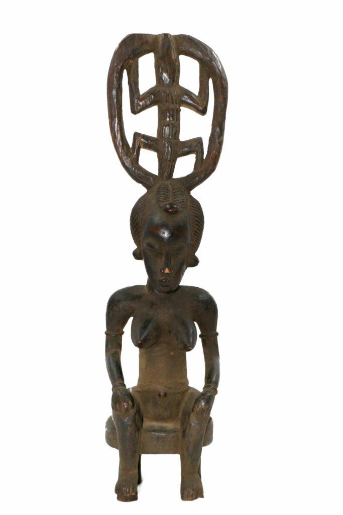 Африканская деревянная скульптура мали