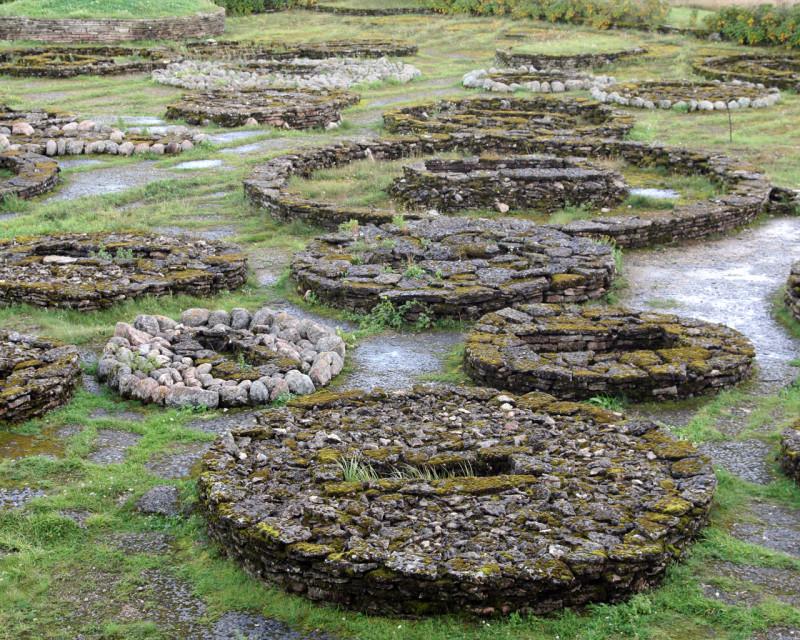 могильные круги. Эстония