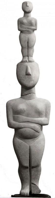 кикладская культура 2
