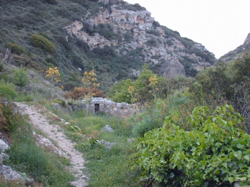 критский пейзаж