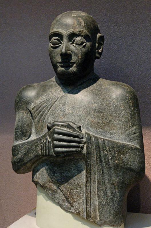 Statue_Gudea