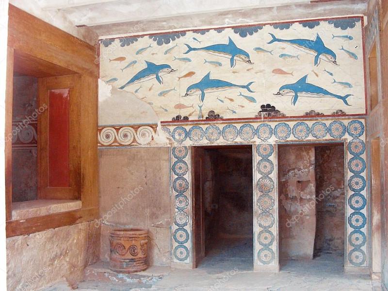 минойские фрески