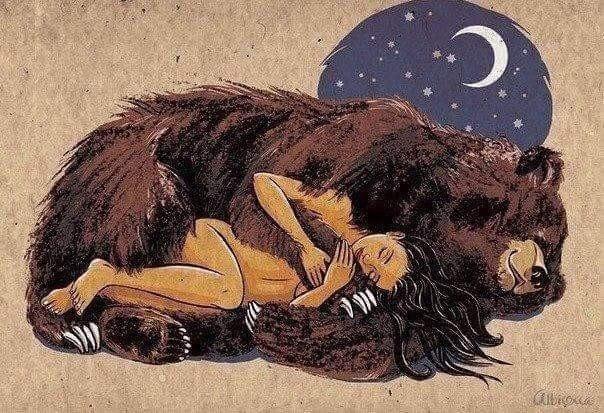 медведь-леший