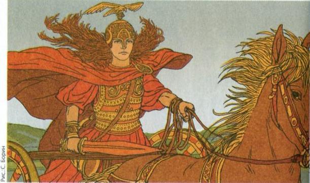 царица кельтов Боудикка