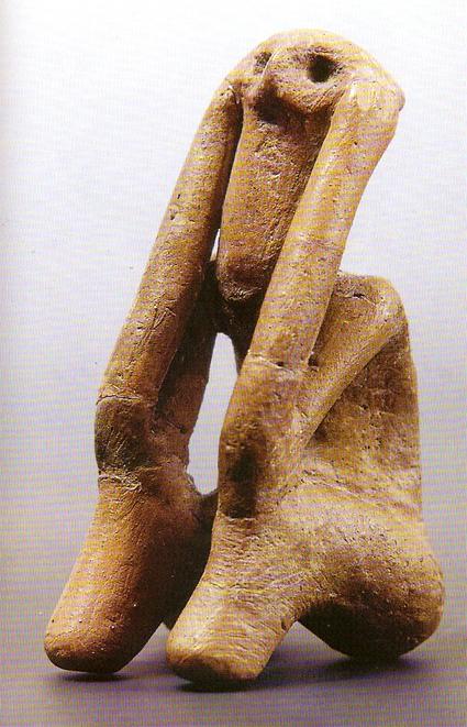 The Thinker of Tarpesti (4750-4500 BC)