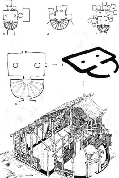 план и реконструкция
