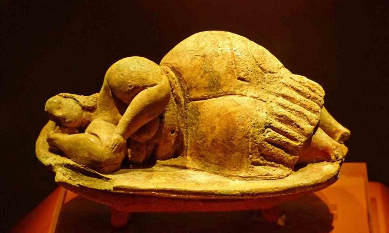 Sleeping Lady of Ħal Saflieni