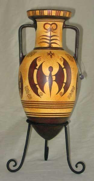 Двойной ритон.(Крит,около 1500 г. до н. э.)