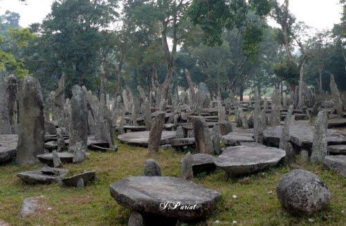 мегалиты Нартьянг