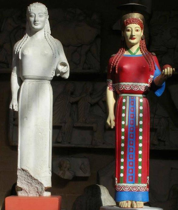 кора-на-на-Акрополе-в-Афинах-c.530-г.-до-н.э.