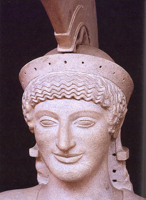 Archaic-Smile-